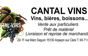 CANTAL VINS